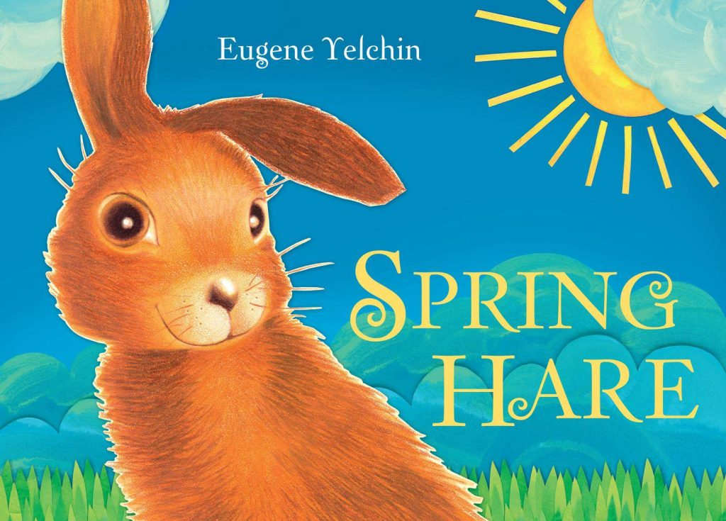 Spring Hare Book Review