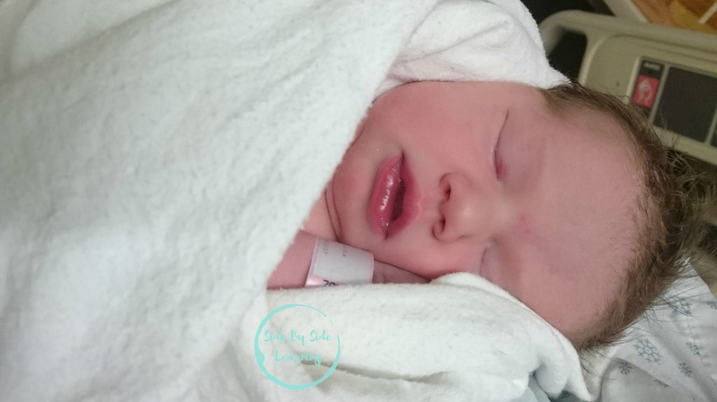 Roo Newborn