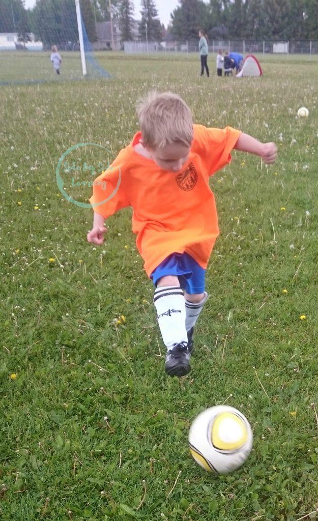 Soccer Shoot to Score