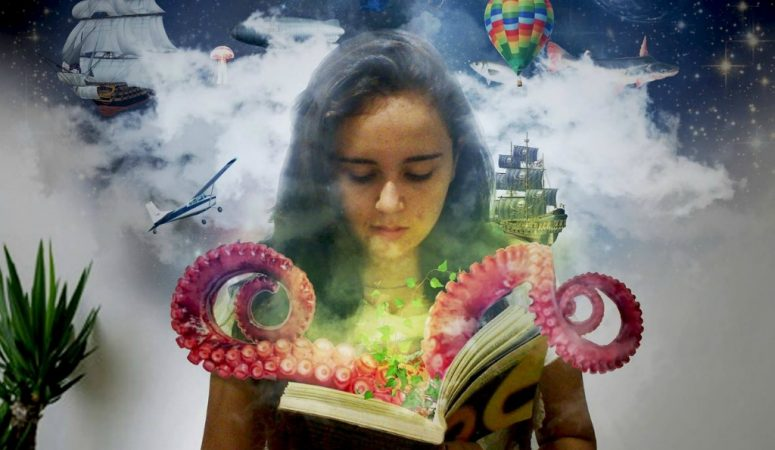 Spark Your Child's Imagination Though Reading Aloud