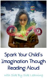 Spark Your Child's Imagination Through Reading Aloud