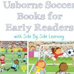 Usborne Soccer Books for Early Readers
