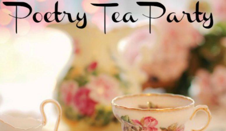 Poetry Tea Party