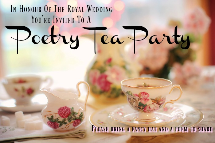 Poetry Tea Invite Free Download Upload