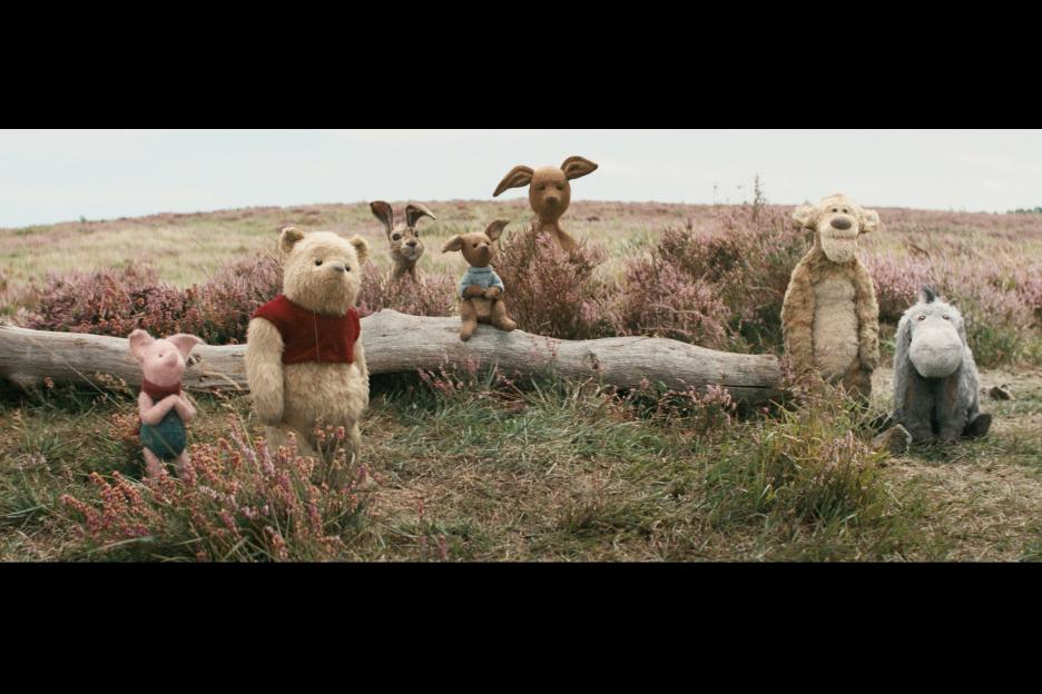 Christopher Robin Friends