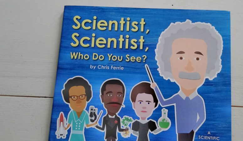 Scientist, Scientist, Who Do You See? Book Review + Giveaway