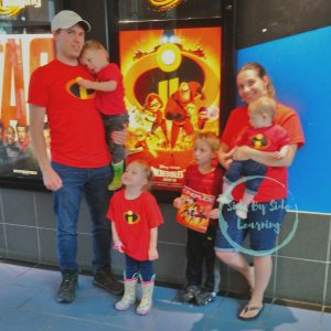 The Incredibles 2 Family Costume Reboot