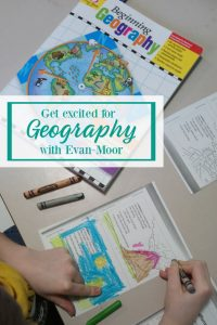 Beginning Geography with Evan-Moor