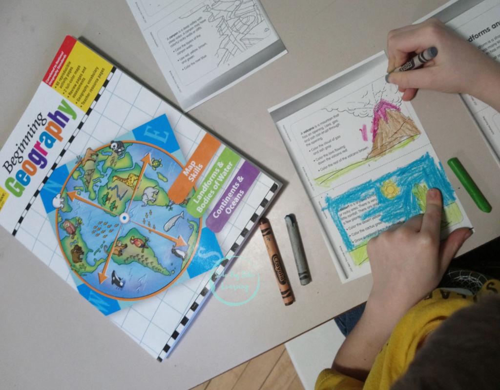 Beginning Geography Landforms