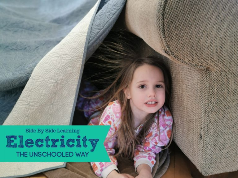 Electricity Lesson the Unschooled Way