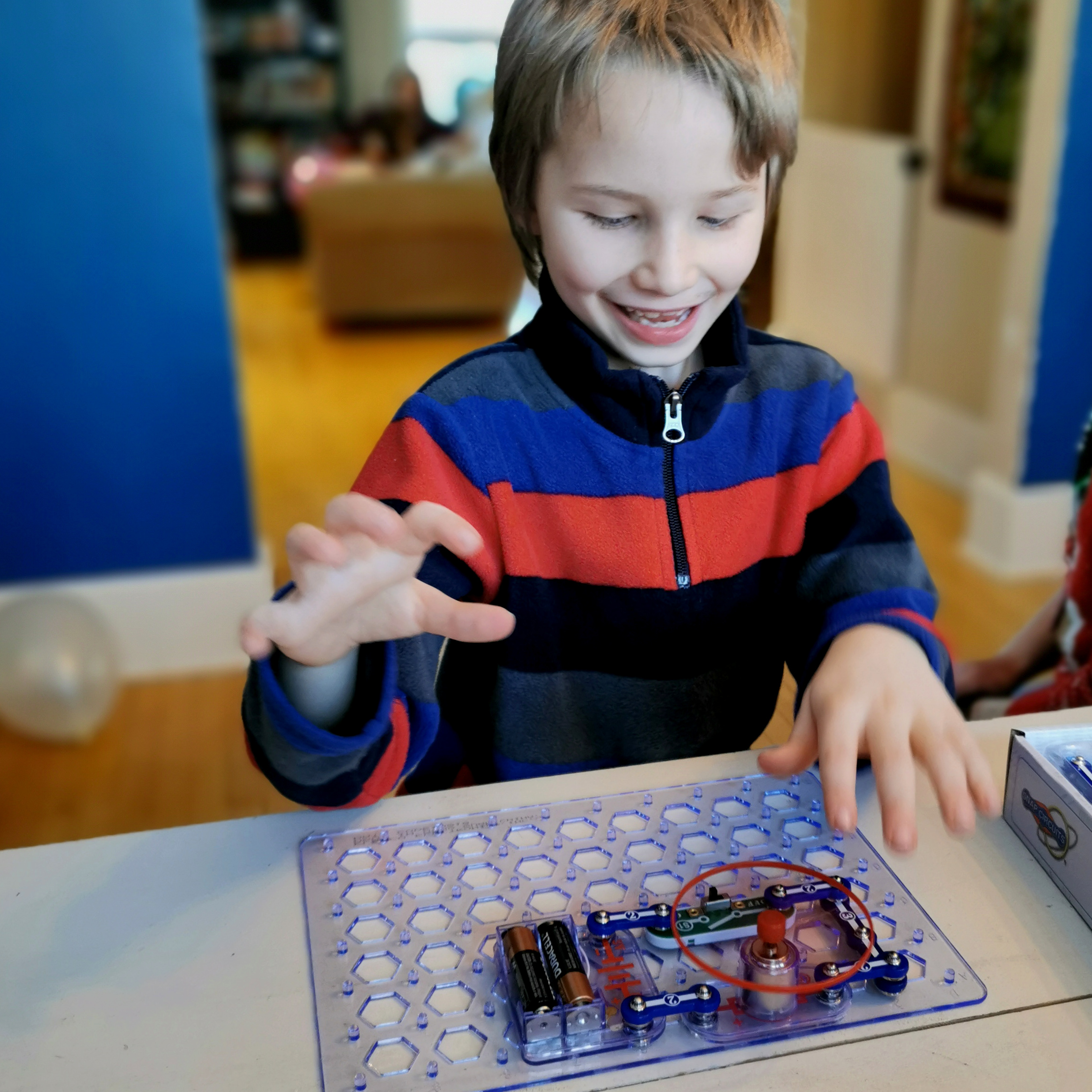 Snap Circuits Current Electricity