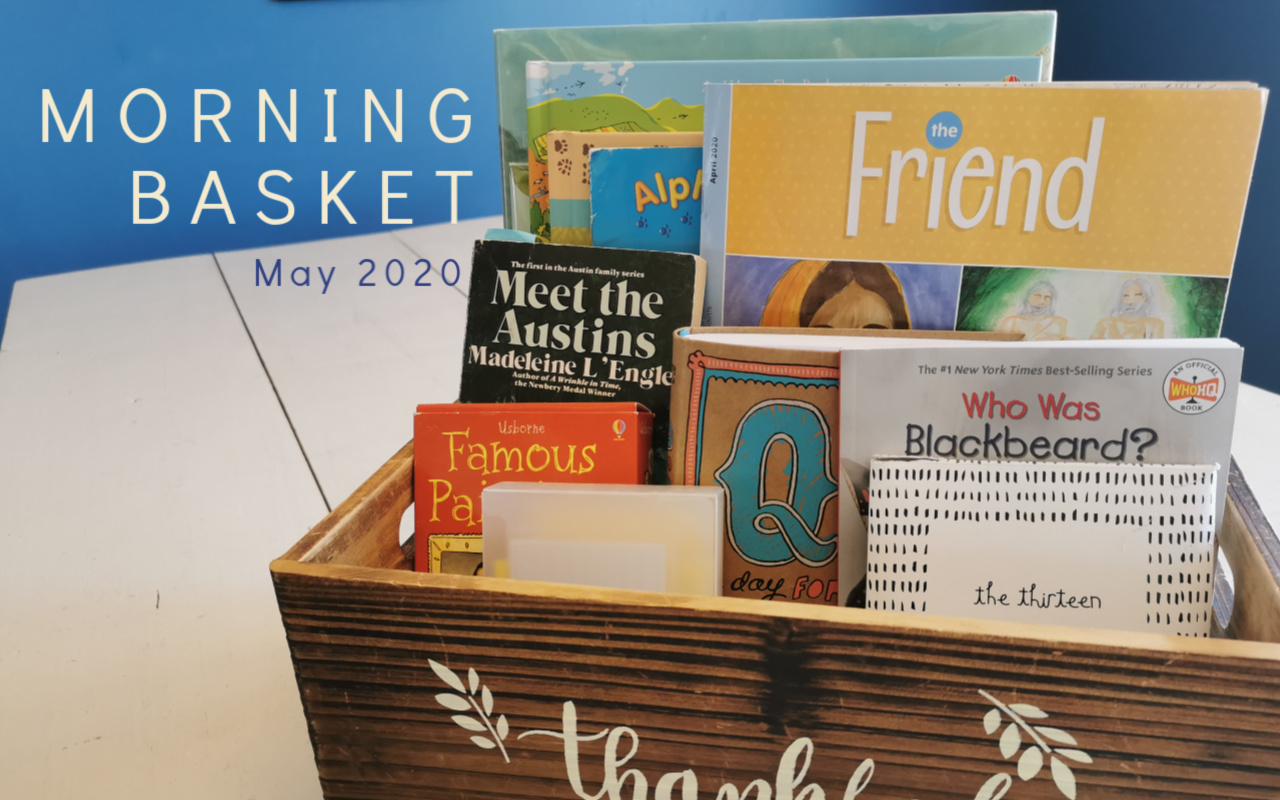 Morning Basket may 2020