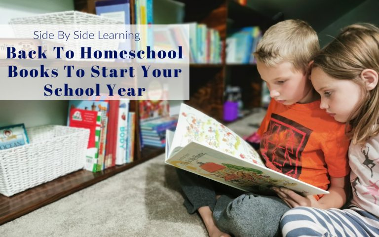 Back to School Books for Homeschoolers