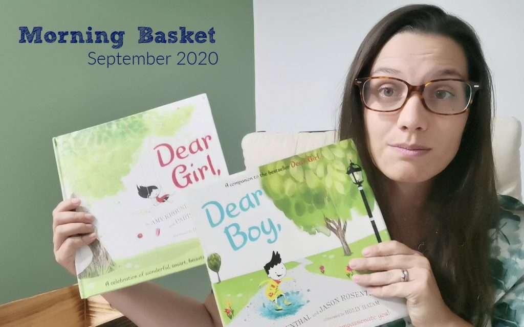 Morning Basket September 2020