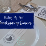 Hosting My First Thanksgiving Dinner 2018