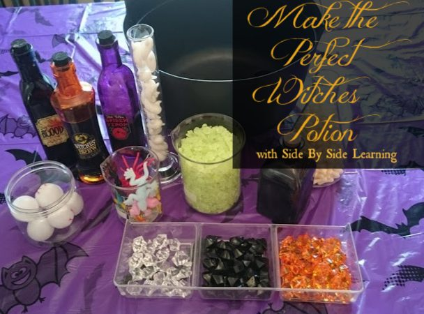 How to Make the Perfect Witch Potion
