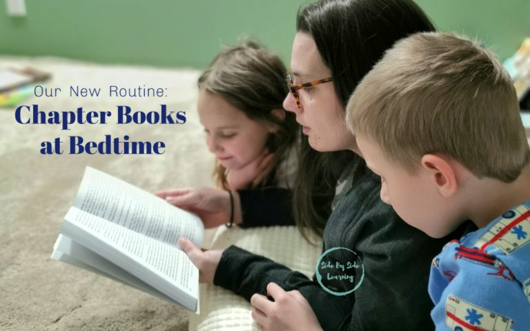 Chapter Books at Bedtime
