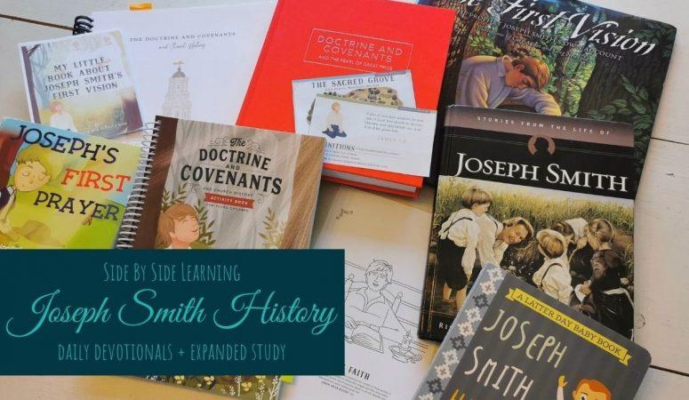 Joseph Smith History Expanded Study